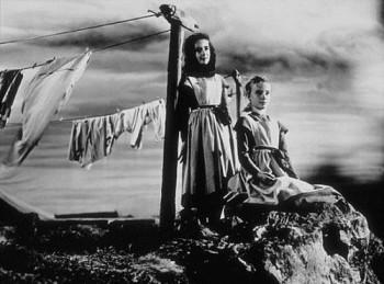 Elizabeth Taylor e Peggy Ann Garner