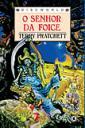 Capa do livro O Senhor da Foice, de Terry Pratchett