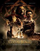 Pôster do filme A cor da magia