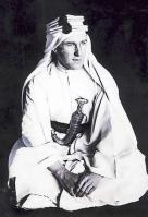 O real T. E. Lawrence
