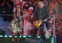 Leona Lewis e Jimmy Page