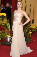 Actress Evan Rachel Wood arrives at the 81st Annual Academy Awar