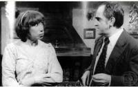 Berta Loran e Ary Fontoura