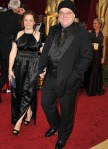 Actor Philip Seymour Hoffman arrives at the 81st Annual Academy