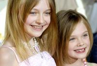 Dakota e Elle Fanning