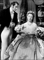 Laurence Olivier e Greer Garson