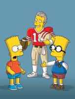 Joe Montana em Os Simpsons S20E03