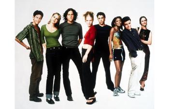 O elenco do filme de 1999