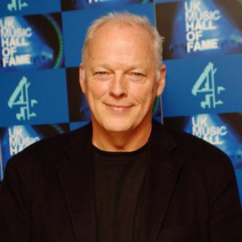 3. David Gilmour
