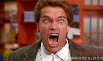 Arnold Schwarzenegger, Um Tira no Jardim de Infância