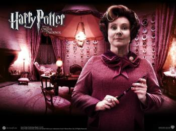 Dolores Umbridge, Harry Potter e a Ordem da Fênix