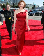 Actress Sigourney Weaver arrives at the 61st Primetime Emmy Awar