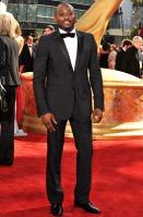Actor Omar Epps arrives at the 61st Primetime Emmy Awards held a