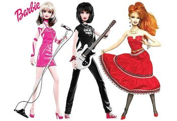 Barbie Ladies of the 80s