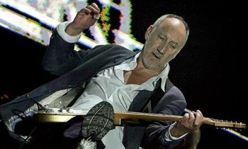 Pete Townshend, guitarrista do The Who, tocará no SuperBowl em 7/fev