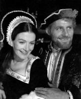 Vanessa Redgrave e Robert Shaw