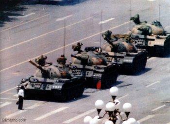 Tian'anmen, 1989