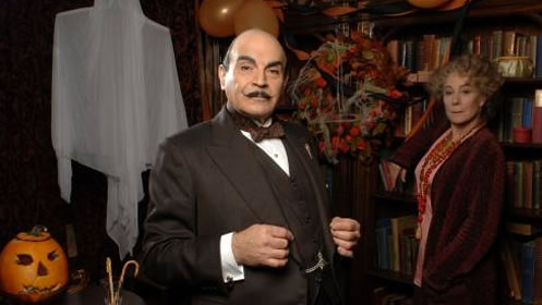 David Suchet e Zoe Wanamaker em Hallowe'en Party